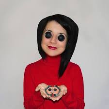 Mother Gothel Halloween Costume Awesome Coraline Cosplay Awesome Cosplay Coraline