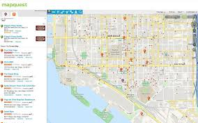 map qwest monetizing the api at mapquest