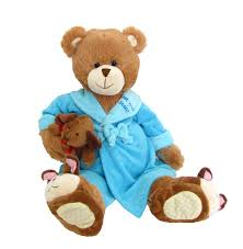 bears delivery get well boy teddy tonsillectomy teddy