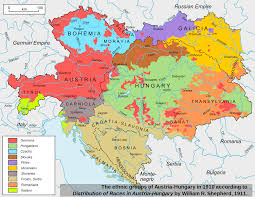 Trieste Italy Map by Ethnic Groups Of The Austro Hungarian Empire In 1910 2000 1547