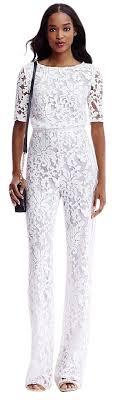 white romper jumpsuit diane furstenberg white kendra open back sequin embellished