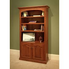 bookcase with bottom doors traditional bookcase with bottom doors amish crafted furniture