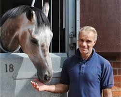 Maurice Barnes Racehorse Trainer Our Staff Ed Dunlop