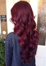 black hair to raspberry hair cherry purple hair pinteres