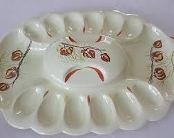 deviled egg tray with lid deviled egg server etsy