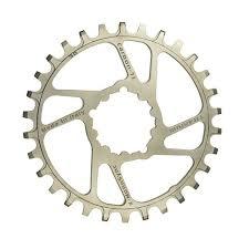 titanium chain rings images Carbon ti x monosync ti truvativ sram narrow wide chainring fair jpg
