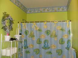 Kids Bathroom Shower Curtain Bathroom Bathroom Decorating Ideas Shower Curtain Green Bathrooms