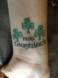gaelic word meaning family ideas gaelic teaghlach for family