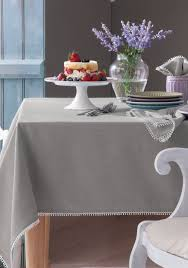 Coffee Table Linens by Lenox French Perle Dove Gray Table Linens Belk