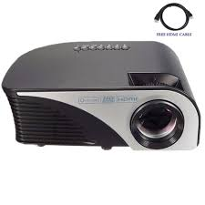 Home Theater Projector video projector dihome lcd led 1200 lumens mini projector