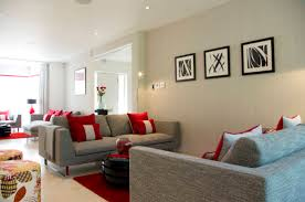home interior colour combination beautiful red colour schemes for living rooms about remodel home