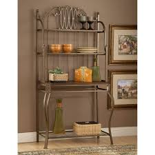 Cheap Bakers Rack Hillsdale Montello Bakers Rack Hayneedle