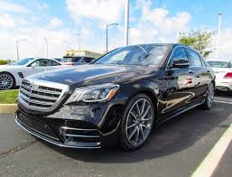 stock w17026 new 2018 mercedes benz s class s 450 in west chester