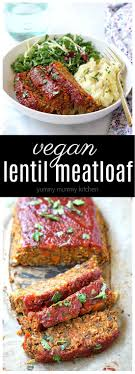 vegan lentil loaf mummy kitchen a vibrant vegetarian