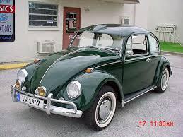 Vw Beetle Classic Interior 1967 Volkswagen Beetle Original Over 10 000 Spent To Restore