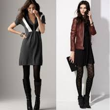 womens boots dress s fall fashion trends with dresses and boots