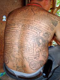 tattoos broken black magic tattoos