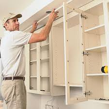 How To Fit Kitchen Cabinets Installing Kitchen Cabinets Kitchen Cool Kitchen Cabinet