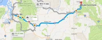 Seattle Maps 5 Idaho Adventures Within A Day U0027s Drive From Seattle Visit Idaho
