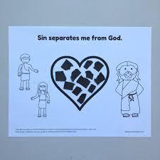 faith sprouts dark heart