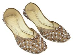 wedding shoes india khussa indian wedding bridal shoes collection 2018 for women