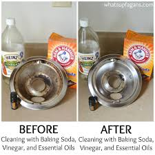 the best and worst methods of cleaning stove drip pans vinegar