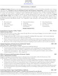Leadership Examples For Resume by Resume Examples For Military Free Military Resume Builder