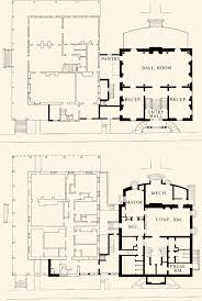 Mansion Plans Susan B Wagner Wing Gracie Mansion