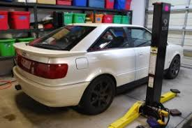 1991 audi s2 audi s2 coupe project officially up for sale brydon engineering