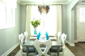 curtain ideas for dining room dining room window treatments simply sheer shades formal dining room