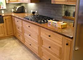 Red Birch Kitchen Cabinets Bookswinefamily Birch Kitchen Cabinets 2 Images