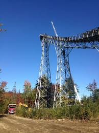 a 171 foot tall north country landmark brought back to life for