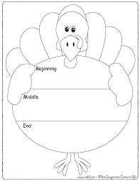 turkey printout coloring home