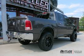 Dodge Ram 89 - dodge ram with 20in fuel hostage wheels exclusively from butler