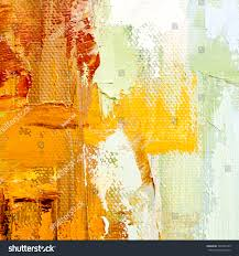 hand drawn oil painting abstract art stock illustration 348265769