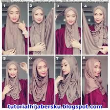 tutorial jilbab segi 4 untuk kebaya tutorial hijab untuk ijab qobul simple dan mudah terbaru 2017
