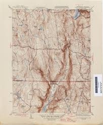 Road Map Of Massachusetts by