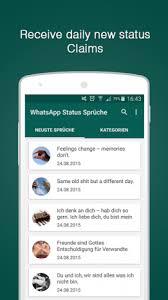 statussprüche für whatsapp status sayings for whatsapp 3 1 4 apk for android aptoide