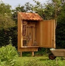 Outdoor Storage Cabinet Garden Tool Storage Shed Storage Decorations