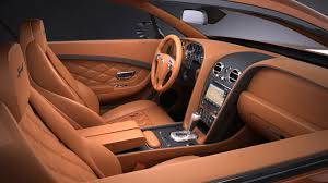 orange bentley interior bentley 2017 bentley continental gt speed black edition interior