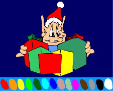 christmas coloring games 4 kids toupty
