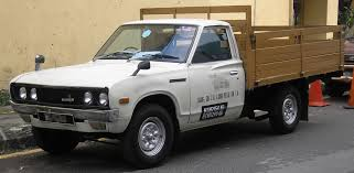 datsun pickup file datsun 620 first generation front kuala lumpur jpg