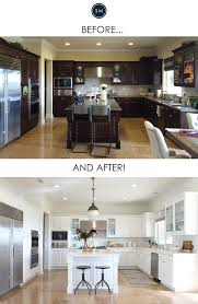 kitchen remodel before and after before after kitchen remodeling