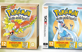 gold and silver for 3ds will get a physical release