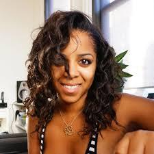 hair styles for air drying bantu knots on air dried relaxed hair lauren mechelle