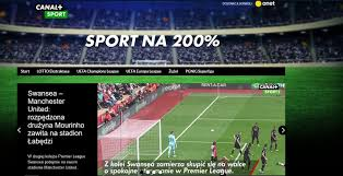 si e canal plus platforma nc i onet razem w sieci powstał nowy portal canal sport