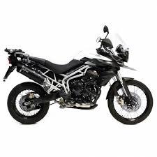 lv one evo carbon fiber for triumph tiger 800 xc xca xcx xr xrx