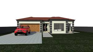 modern 3 bedroom house plans south africa 3 bedroom house plans