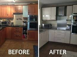 kitchen cabinet refinishing ideas kitchen cabinet refacing before and after kingdomrestoration