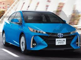 toyota hybrid logo leaked is this the new toyota prius phv seems legit motorchase